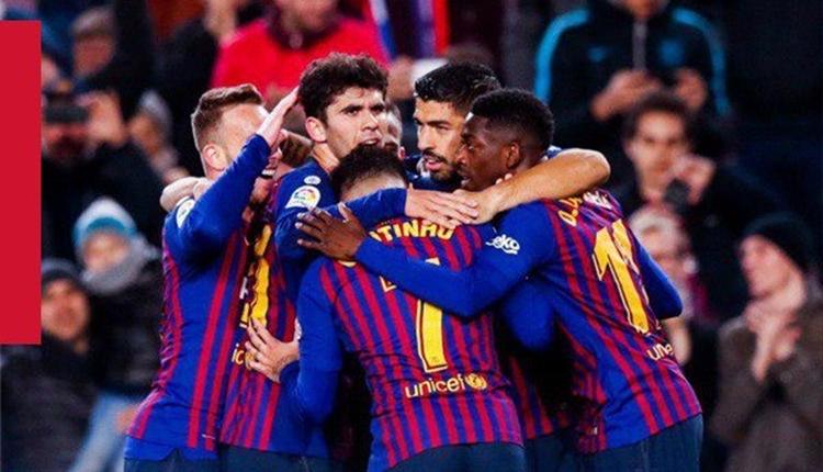 Barcelona 3-1 Leganes maç özeti ve golleri izle