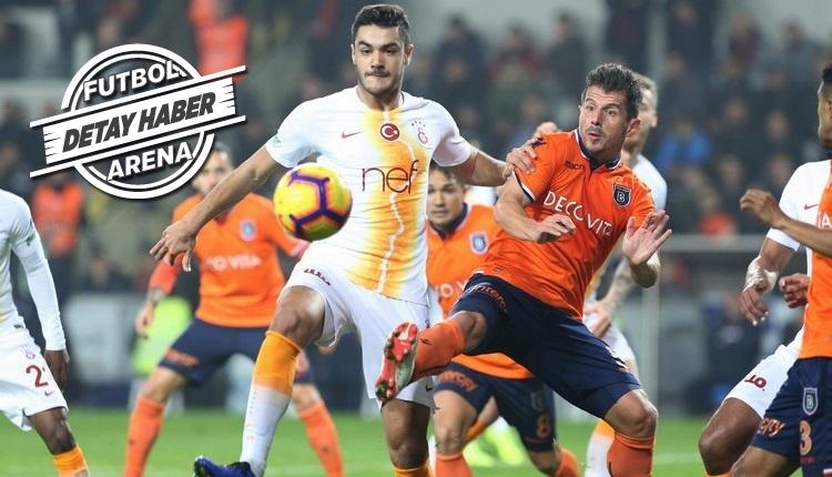 Başakşehir ve Galatasaray, Avrupa'da ilk 10'da