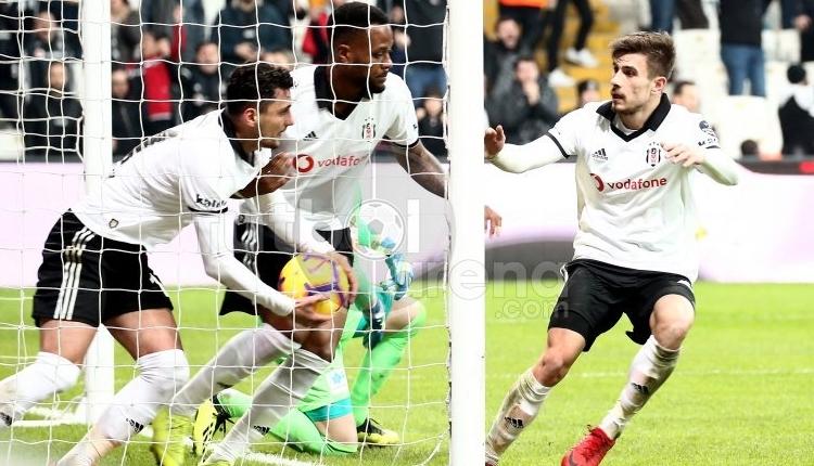 Beşiktaş 1-1 BB Erzurumspor maç özeti ve golleri izle