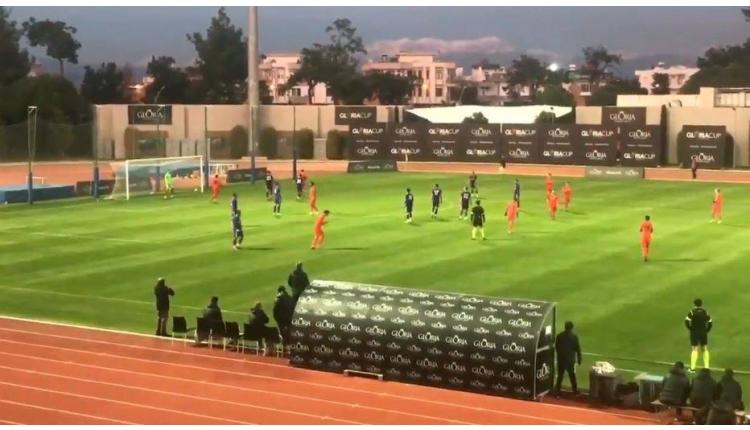 Beşiktaş 5-1 Afjet Afyonspor hazırlık maçı özeti ve golleri