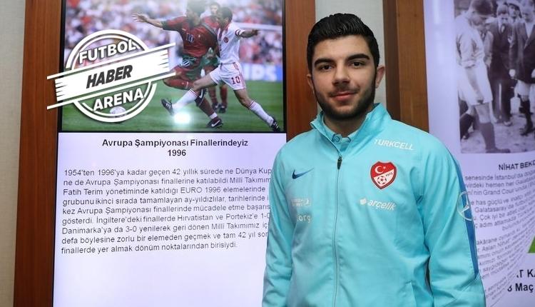 Beşiktaş'ın yeni transferi Muhayer Oktay İstanbul'a geliyor