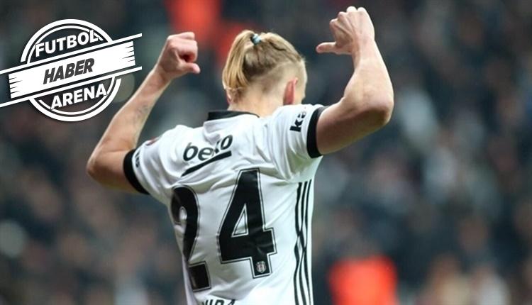 Domagoj Vida Beşiktaş'ta kaldı! En yüksek teklif