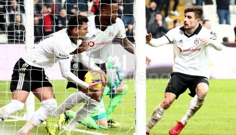 Beşiktaş'ta Dorukhan Toköz'ün şanssızlığı devam ediyor