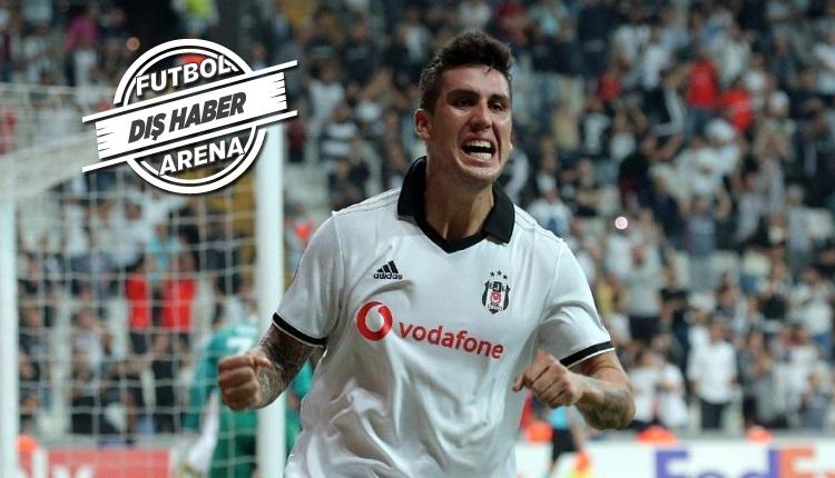 Beşiktaş'ta Enzo Roco için karar verildi ve ilk teklif yapıldı