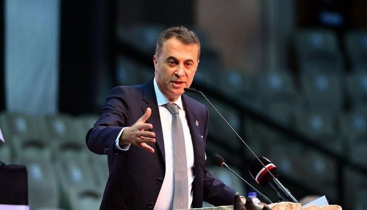 Beşiktaş'ta Fikret Orman'dan transfer için flaş karar