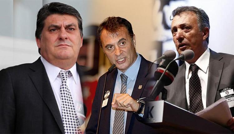 Beşiktaş'ta başkanlık seçimi için sürpriz 2 aday