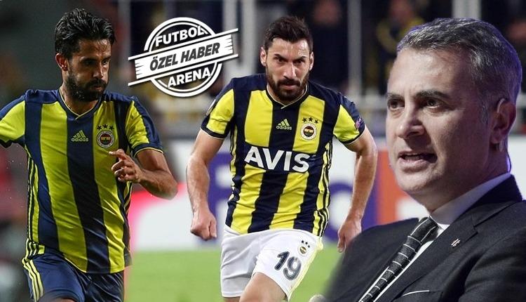 Beşiktaş'tan Fenerbahçe'ye Alper Potuk ve Şener cevabı