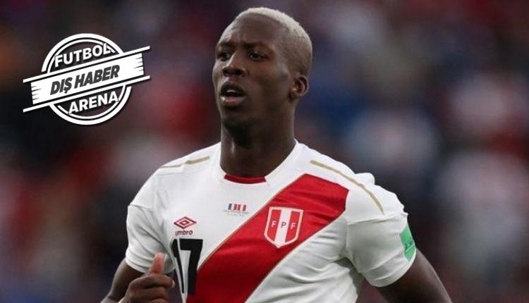 Beşiktaş'tan transferde Luis Advincula sürprizi