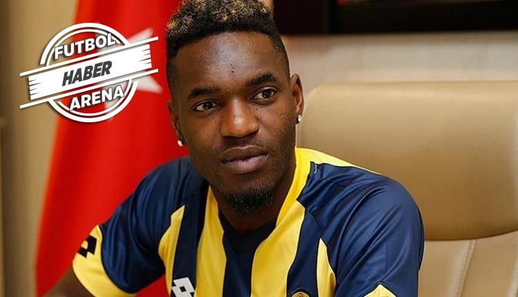 Bifouma Yeni Malatyaspor ile 1.5 yıllığına anlaştı