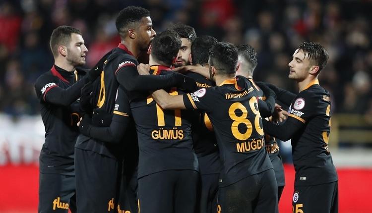 Boluspor 0-1 Galatasaray maç özeti ve golü izle
