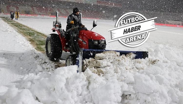 Boluspor - Galatasaray maçı ertelendi! Ne zaman oynanacak?