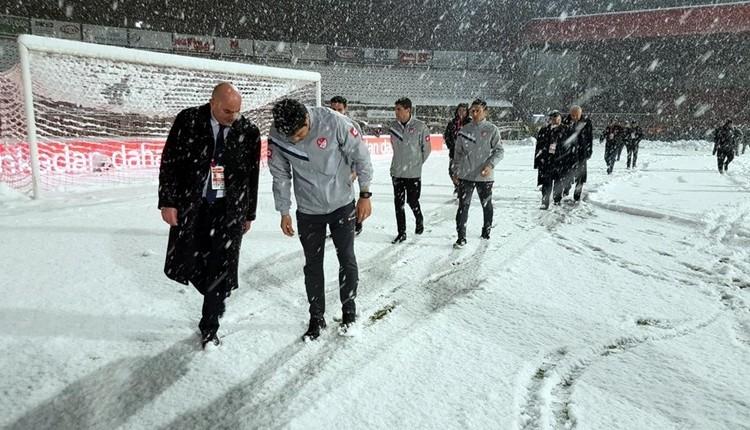 Boluspor - Galatasaray maçının tarihi açıklandı
