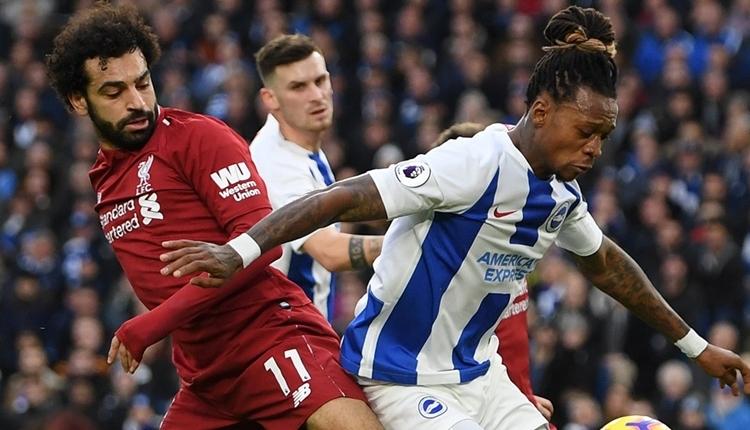 Brighton 0-1 Liverpool maç özeti ve golü izle