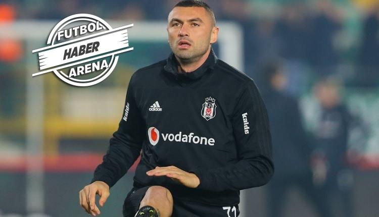 Burak Yılmaz'a şok tepki! Beşiktaş taraftarları...