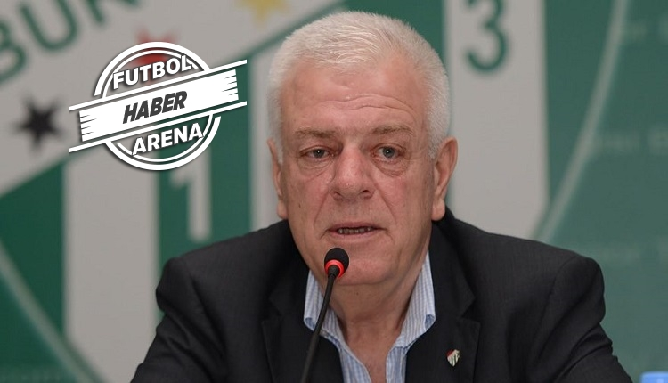Bursaspor transfer tahtası açılacak mı? Son dakika gelişmesi
