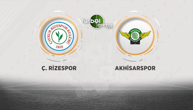 Çaykur Rizespor Akhisarspor maçı beIN Sports şifresiz ve canlı izle