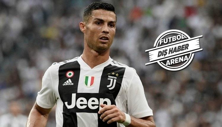 Cristiano Ronaldo'dan tecavüz iddialarına yanıt