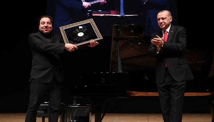 Cumhurbaşkanı Erdoğan, Fazıl Say'ın konserine gitti (Fazıl Say kimdir? Fazıl Say nereli?)