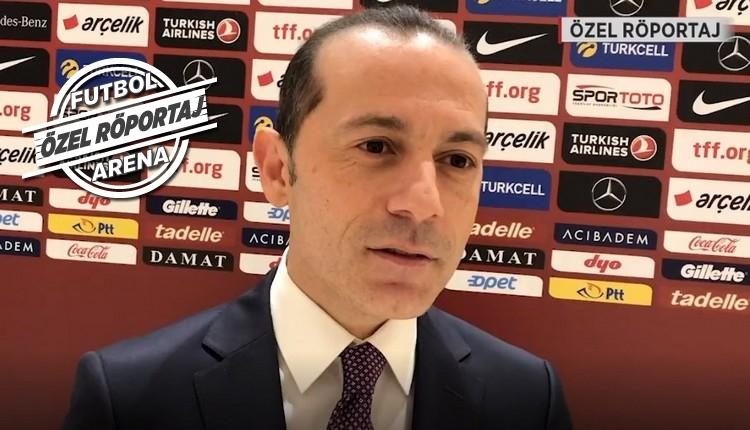 Cüneyt Çakır'dan FutbolArena'ya özel açıklamalar