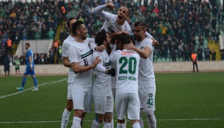 Denizlispor 5-1 Adana Demirspor maç özeti ve golleri (İZLE)
