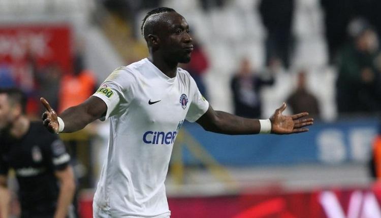 Diagne'nin cezası ne zaman bitecek? Diagne Galatasaray'da hangi maçta oynayacak? (Diagne GS transfer son dakika)