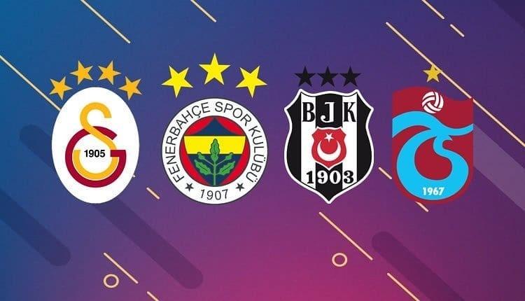 Dört büyüklerin borcu ne kadar? (Galatasaray, Beşiktaş, Fenerbahçe, Trabzonspor'un borçları)