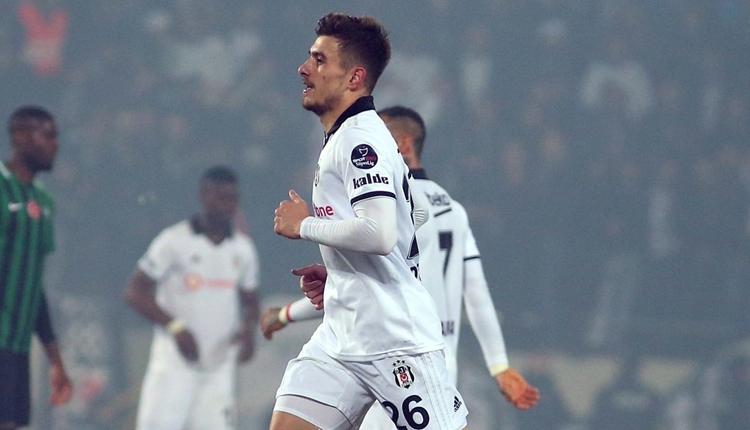 Dorukhan'ın Akhisarspor - Beşiktaş maçında attığı golü İZLE