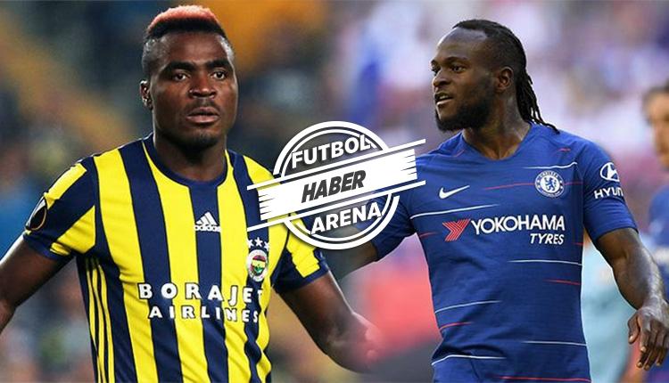 Emenike'den Moses'e Fenerbahçe tavsiyesi