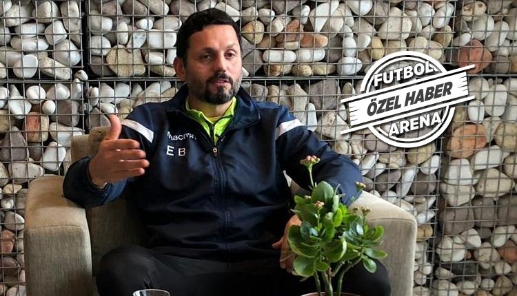 Erol Bulut'tan FutbolArena'ya Eren Derdiyok açıklaması