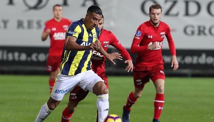 Ersun Yanal'dan Dirar ve Soldado kararı! Fenerbahçe'nin ilk 11'i