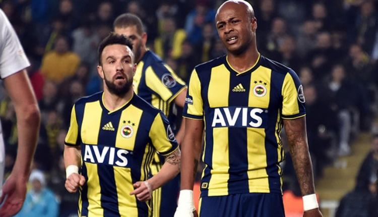 Ersun Yanal'dan flaş Valbuena ve Ayew kararı