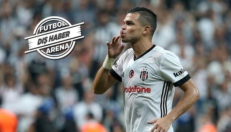 Beşiktaş'tan ayrılan Pepe için 5 talip