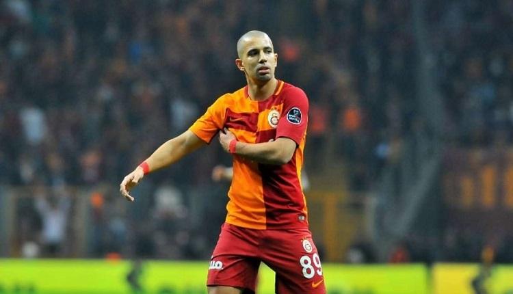 Feghouli'den Fenerbahçe'ye Slimani tavsiyesi