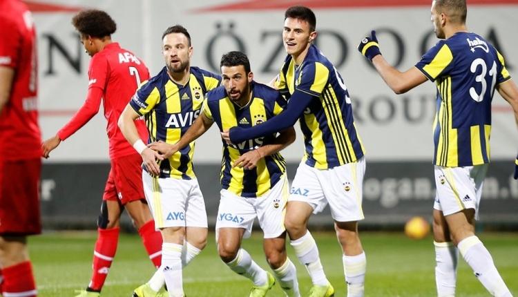 Fenerbahçe 3-2 AZ Alkmaar maç özeti ve golleri (İZLE)
