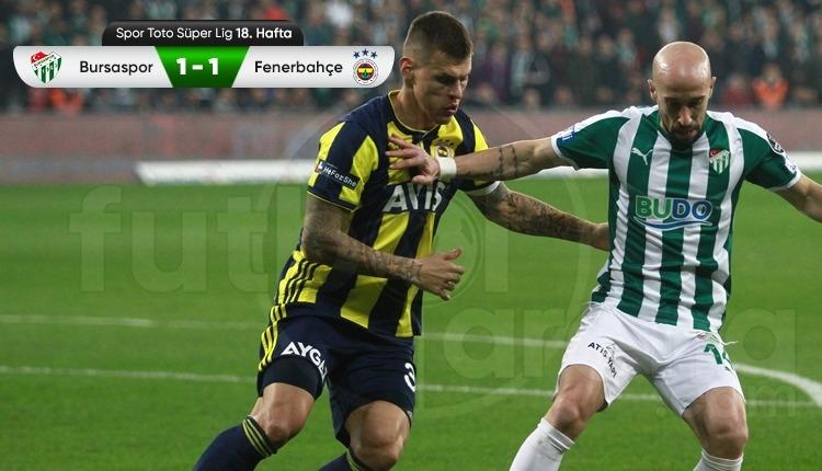 Fenerbahçe Bursa'da son dakika yıkıldı! (İZLE)