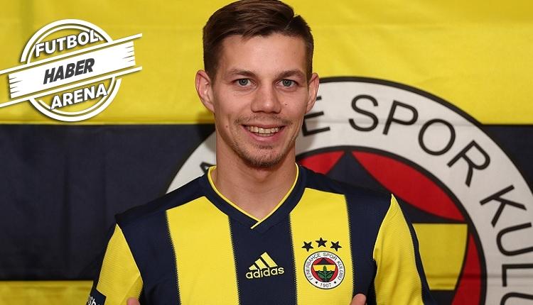 Fenerbahçe Miha Zajc transferini açıkladı! İşte sözleşme şartları