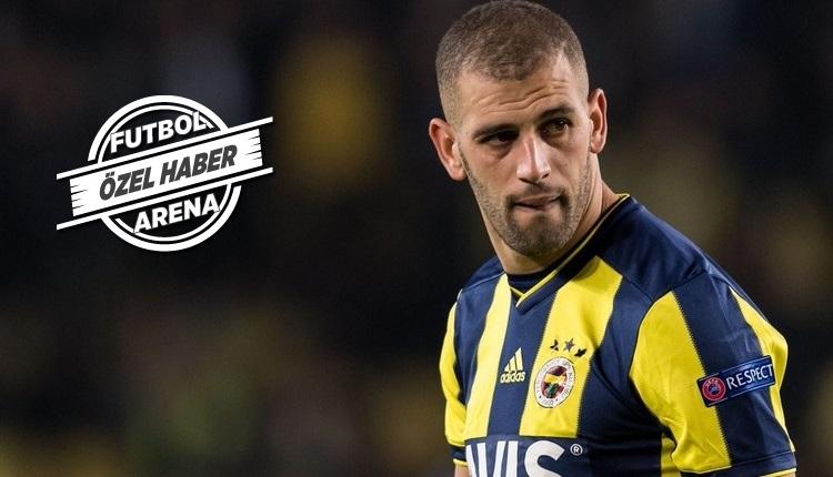 Fenerbahçe, Slimani ile yolları ayıracak