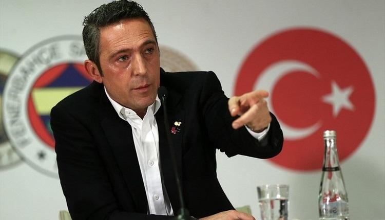 Fenerbahçe ve Ali Koç, PFDK'ya sevk edildi! İşte nedeni...
