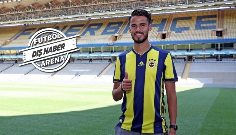 Fenerbahçe'de Diego Reyes'in yeni adresi! Sürpriz teklif