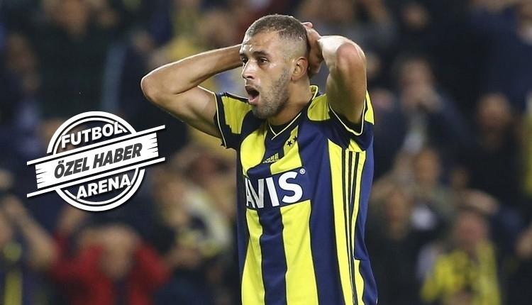 Fenerbahçe'de Slimani'nin transferde yeni adresi