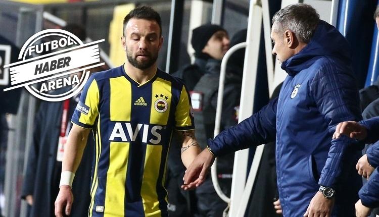 Fenerbahçe'de Valbuena'nın Ümraniyespor maçı tepkisi
