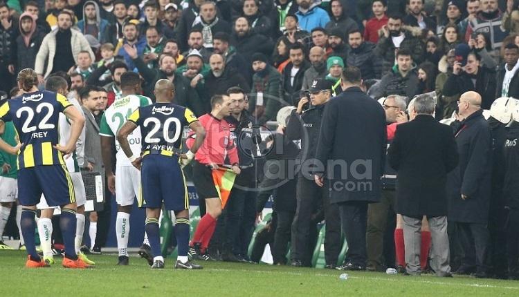 Fenerbahçe'den tepki! 'Cüneyt Çakır skoru belirledi'