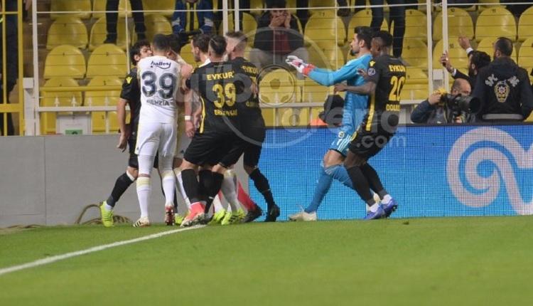 Fenerbahçe'den Guilherme'ye büyük tepki! (Fenerbahçe - Yeni Malatyaspor maçı Guilherme'nin pozisyonu)