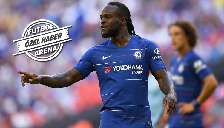 Fenerbahçe'nin transferde Moses ısrarı devam ediyor