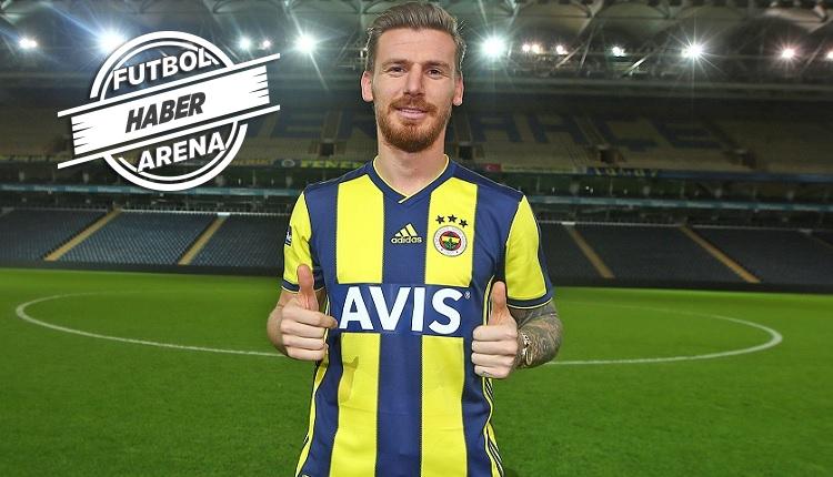 Fenerbahçe'nin yeni transferi Serdar Aziz'in ilk sözleri