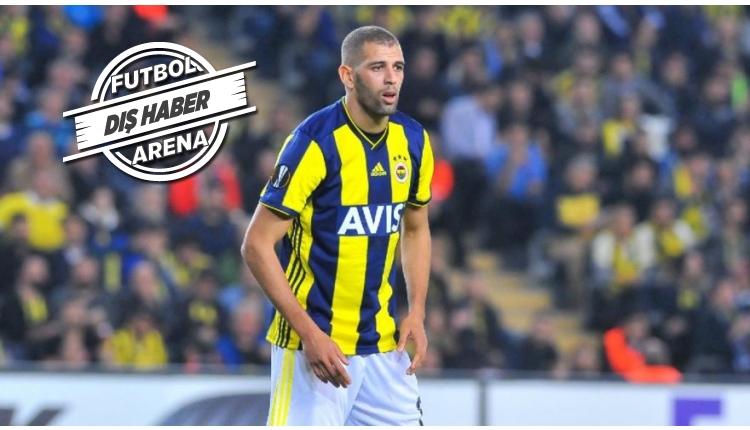 Slimani'nin yeni takımını açıkladılar! Fenerbahçe'den ayrılıyor