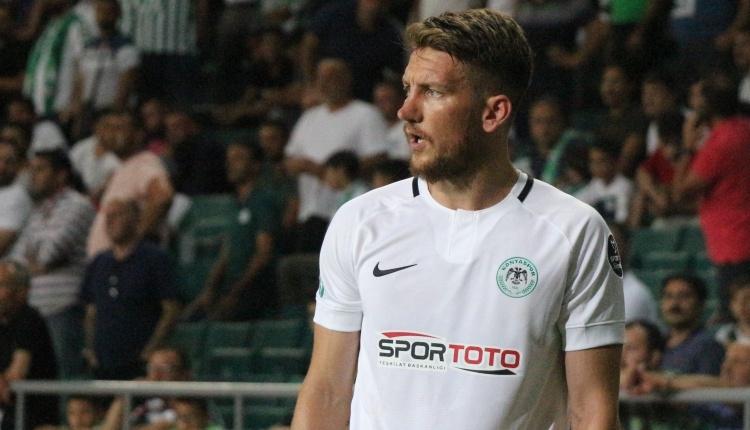 Konyaspor'da Ferhat Öztorun'dan Paolo Hurtado itirafı