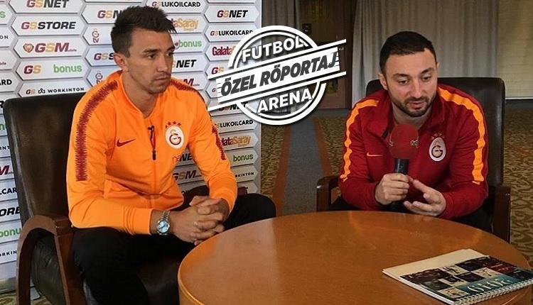 Muslera'dan FutbolArena'ya özel: ''En unutamadığım maç...''