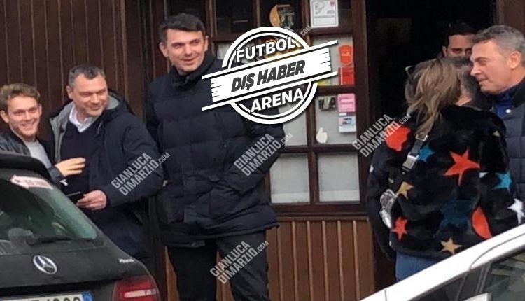 Halilovic Beşiktaş'a doğru! Fikret Orman İtalya'da görüntülendi