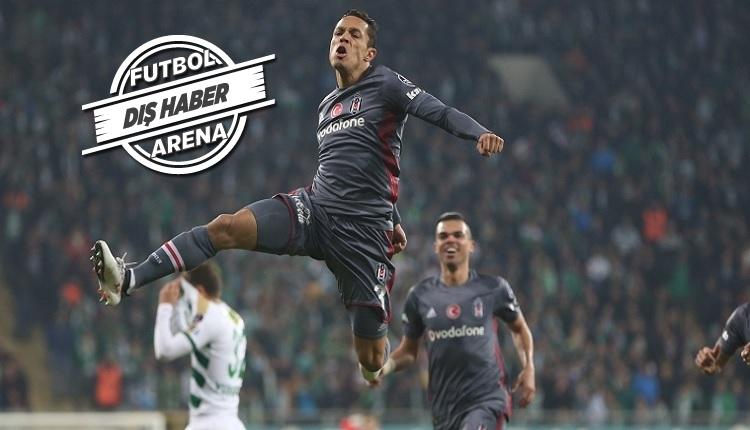 Flemango, Beşiktaş'ın Brezilyalı yıldızı Adriano'yu reddetti
